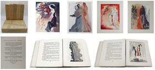 Boska Komedia (Editions d'Art les Heures Claires, Paryż, 1963)