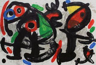 """Sculptures (""""Derrière le Miroir"""" no 186, 1970)"""