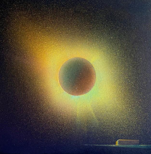 Zaćmienie słońca nie jest niebezpieczne, 2021