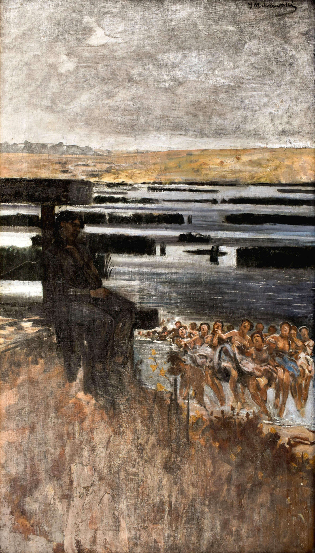 Mój sen, ok. 1896,1898