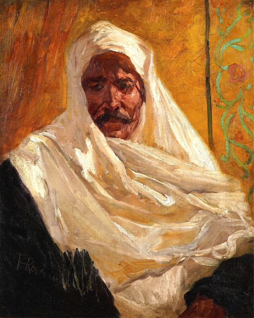 Szejk arabski
