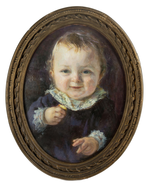 Portret dziecka, 1922 r.