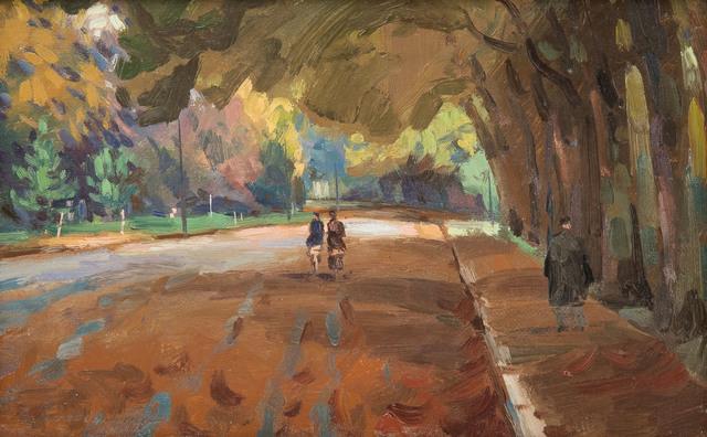 W parku