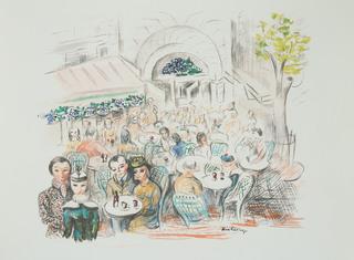 Kawiarnia La Rotonde