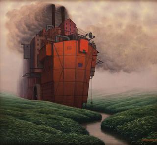 """""""Nowe przygody Hucka"""", 1987"""