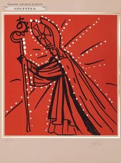 JAKUB MŁODSZY APOSTOŁ (WIKARIUSZ BRYTANII), 1972