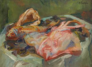 """""""Płaszczka"""" (""""La Raie""""), około 1930"""