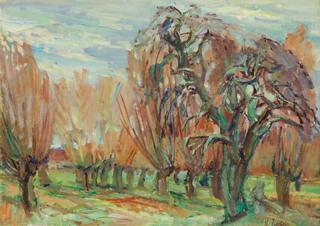 """""""Skraj łąki - Vinarville"""", 1937-1943"""