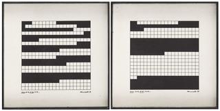 """""""1+2, 3+4, 5+6, 7+8..."""" i """"1x2, 3x4, 5x6, 7x8..."""" - dyptyk, 1977"""