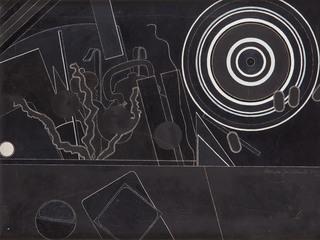 """Bez tytułu (""""Obraz z dnia 27.07.79""""), 1979"""