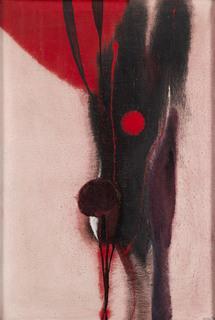 """""""Schwarze Blume"""" (Corrida), 1968"""