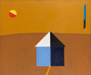 """""""Oświetlenie pieska"""", 1991-1993"""