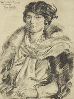 Portret kobiety, 1929