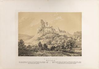 Zamek w Boblicach, 1883
