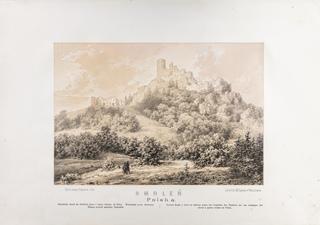 Zamek w Smoleniu, 1883