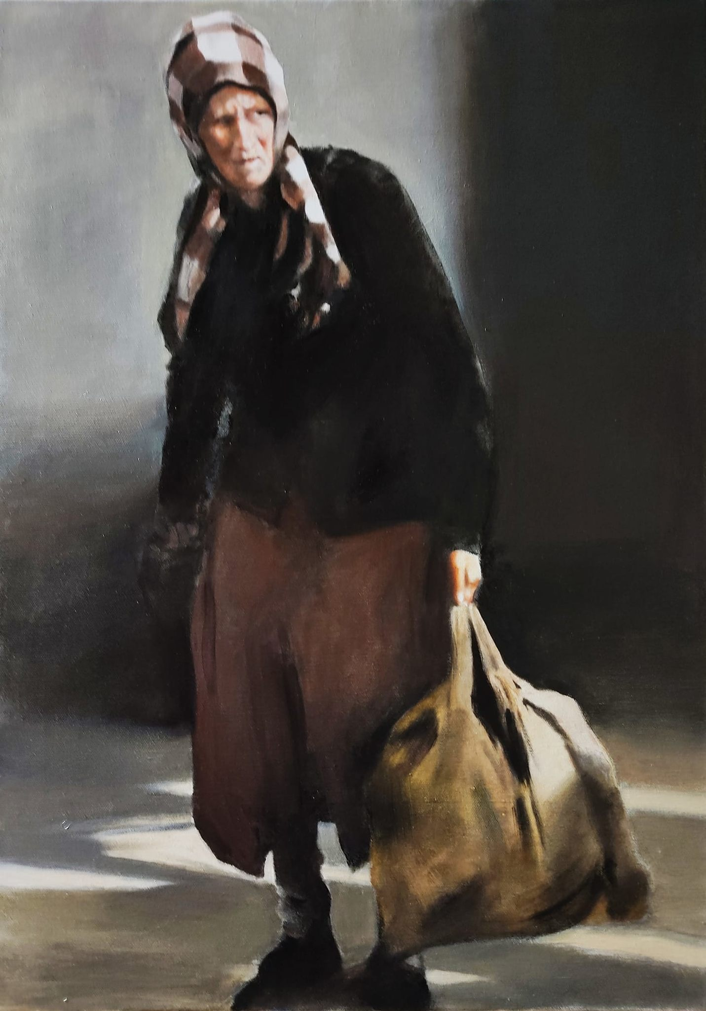 Bagaż, 2021