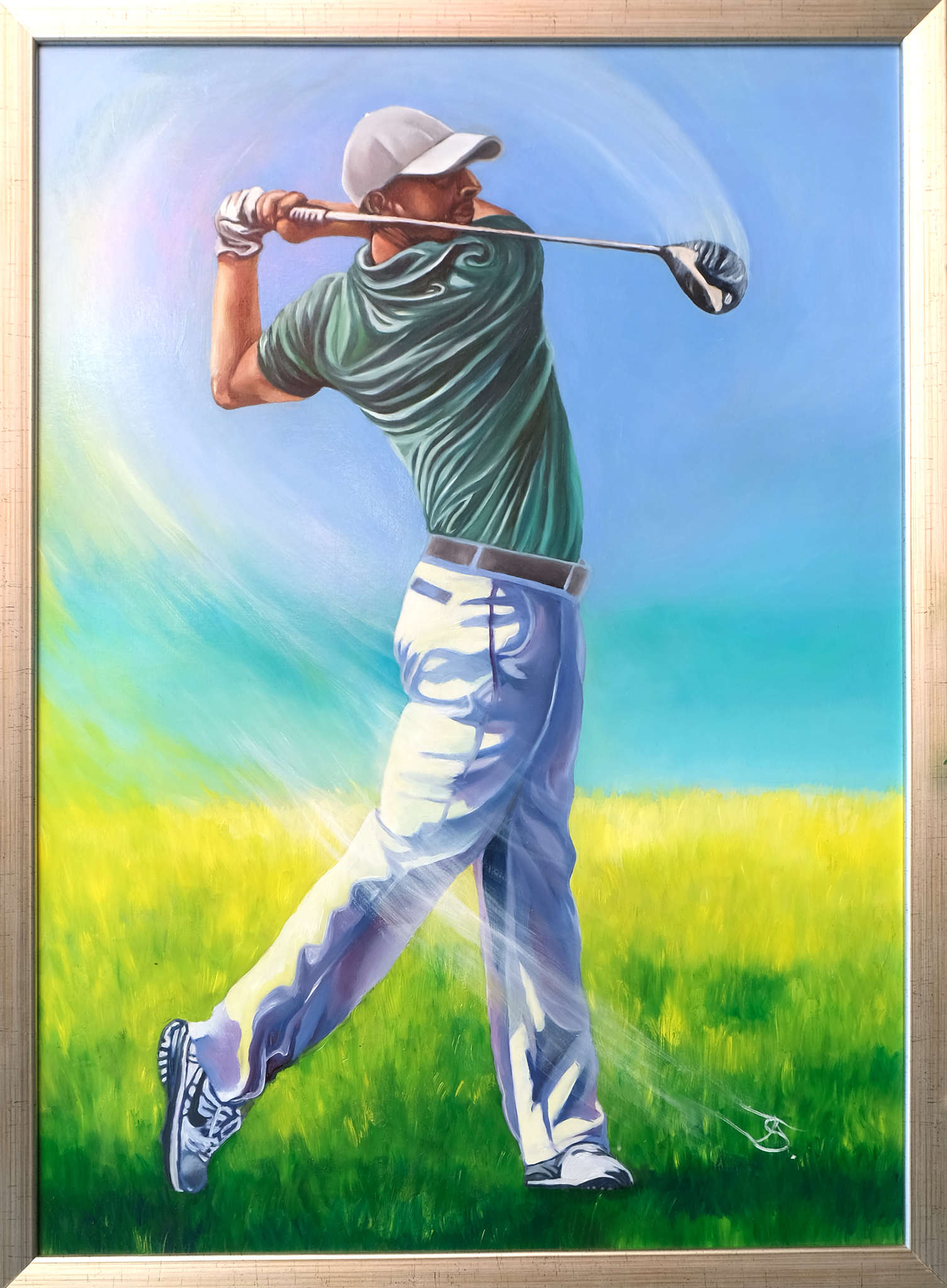 Golfista, 2021