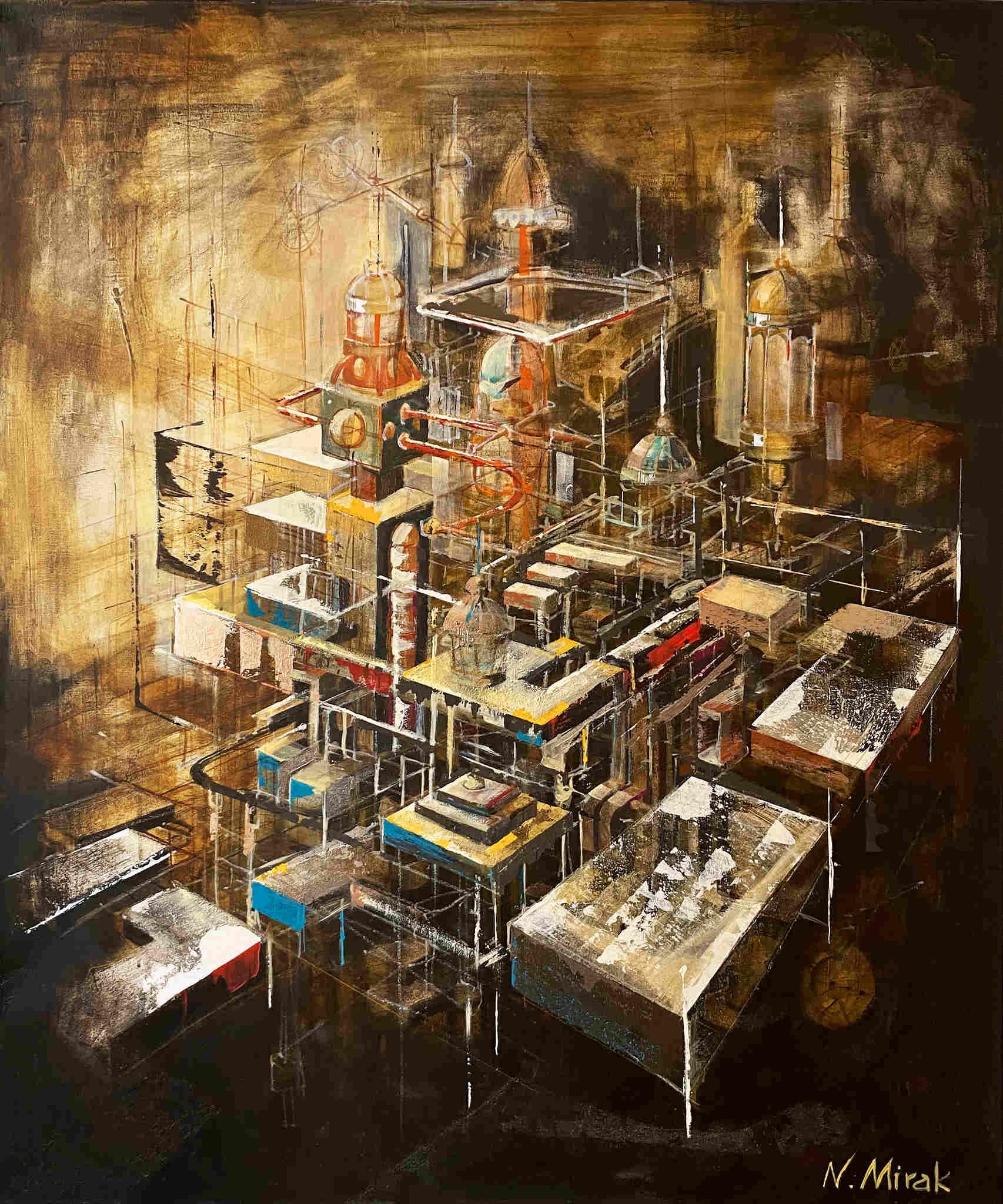 Niewidzialne miasto, 2021