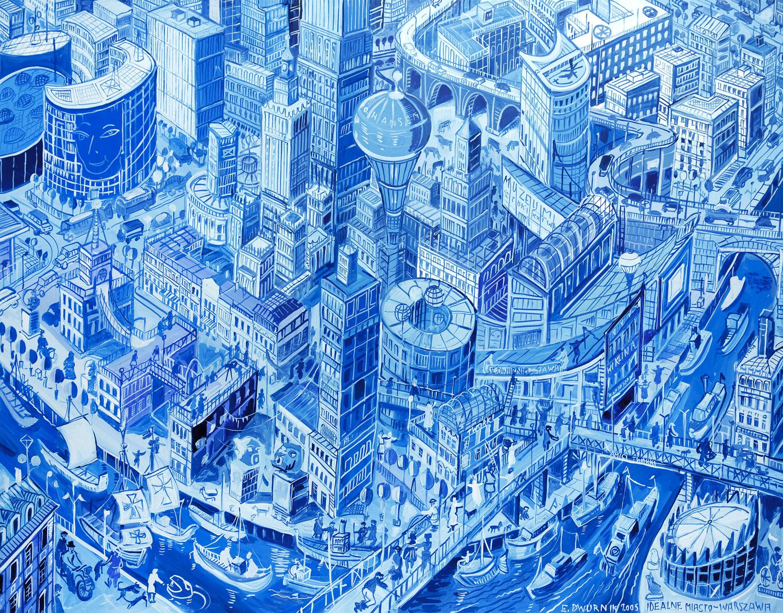 """""""Idealne miasto"""""""