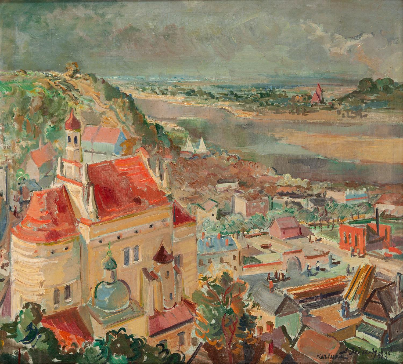 """""""Kazimierz Dolny"""", 1960"""