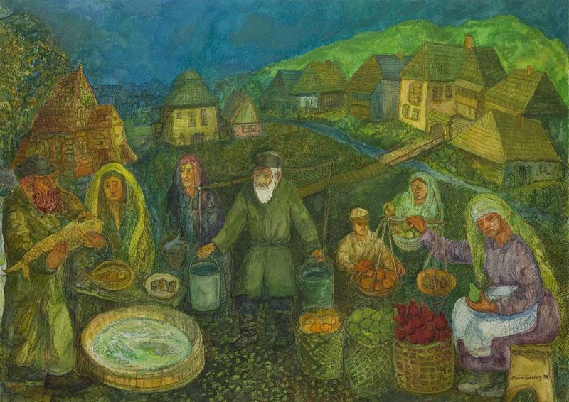 """""""Na targu"""", 1998"""