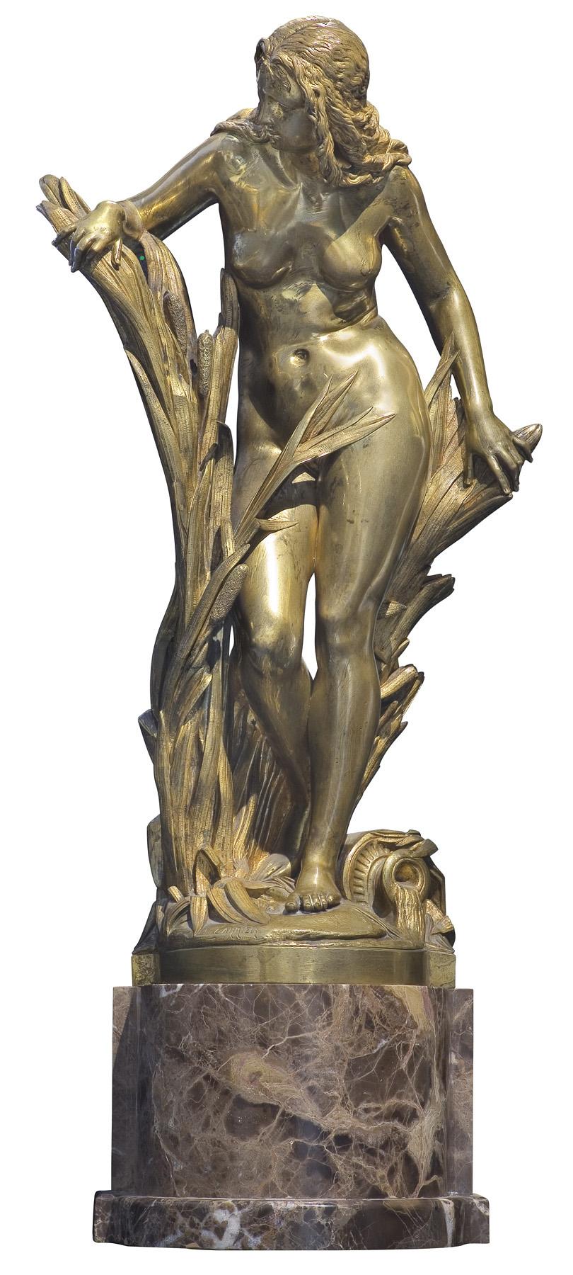 ALBERT ERNEST CARRIER-BELLEUSE (Anizy-le-Château, Aisne 1824 – Sévres 1887), wg.