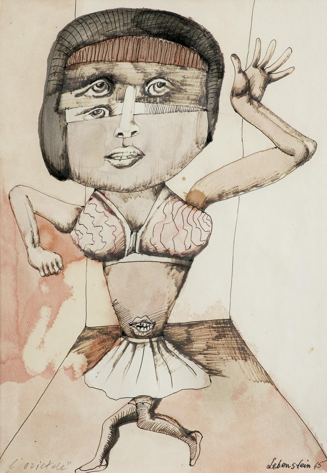 L'ORIETALE (ORIENTALE?), 1965