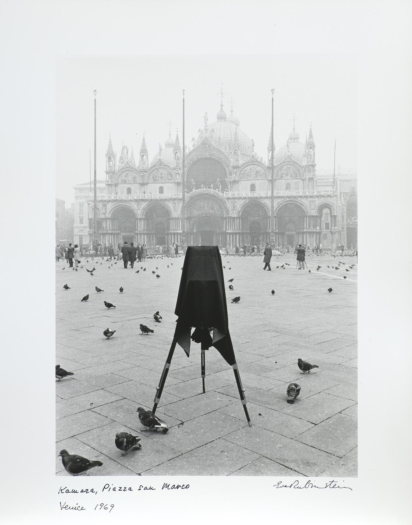 KAMERA NA PLACU ŚWIĘTEGO MARKA, 1970