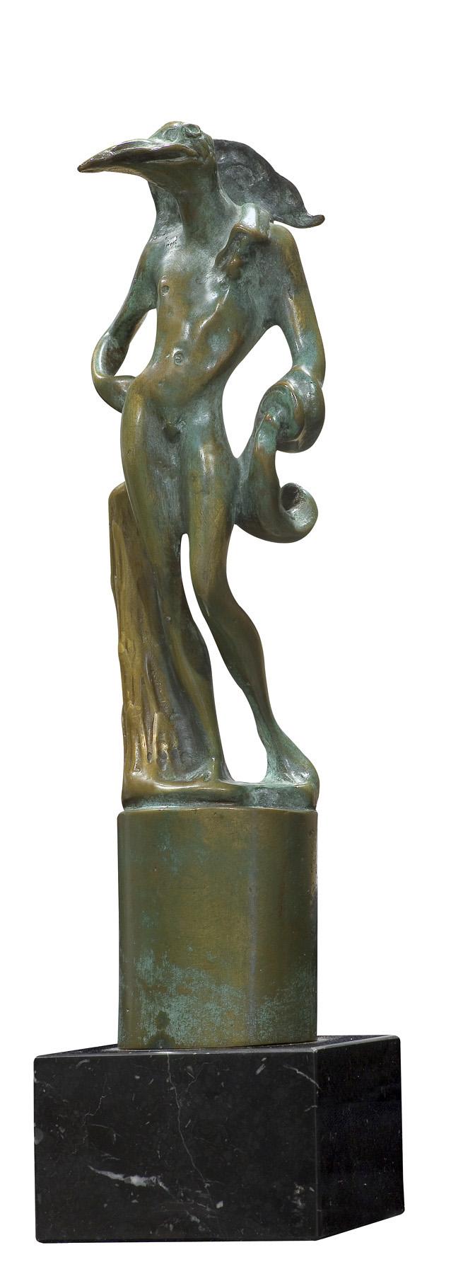 CZŁOWIEK-PTAK (L'HOMME OISEAU), 1981