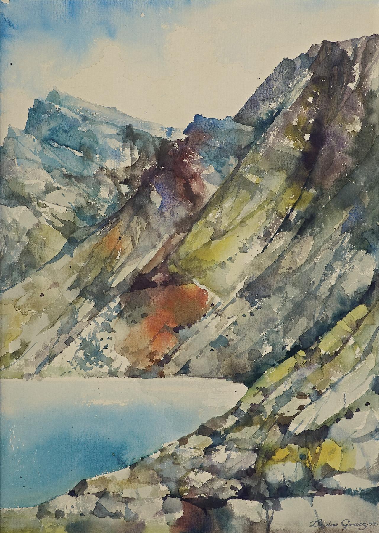 WIDOK TATRZAŃSKI, 1977