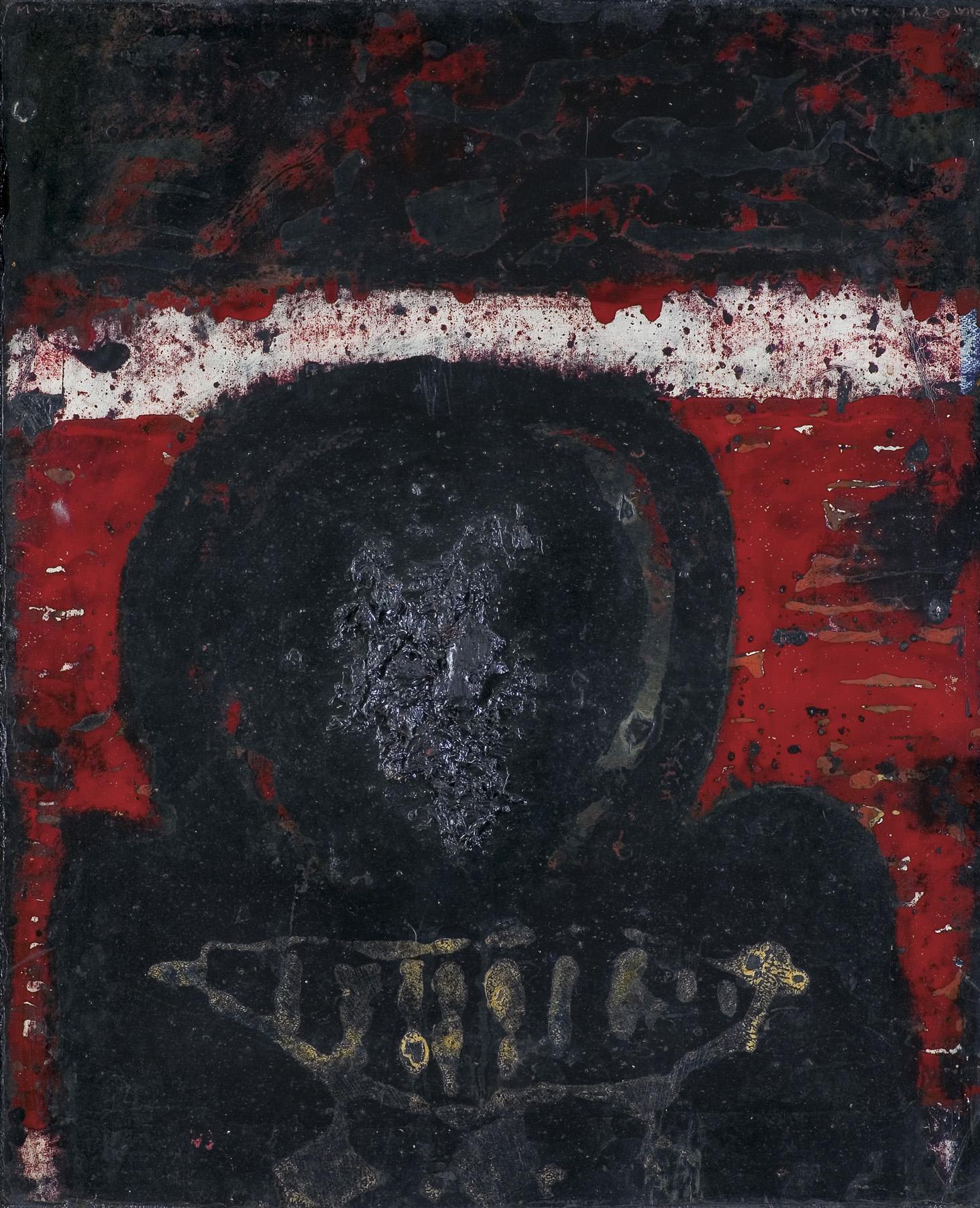 "Z CYKLU ""REMINISCENCJE"", 1976"