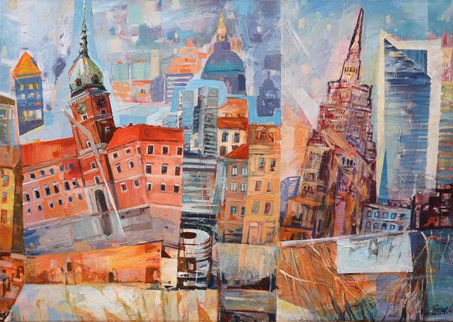 Bajkowa Warszawa VIII, 2021
