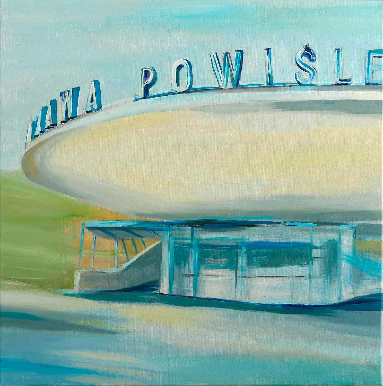 Powiśle Warszawa, 2021