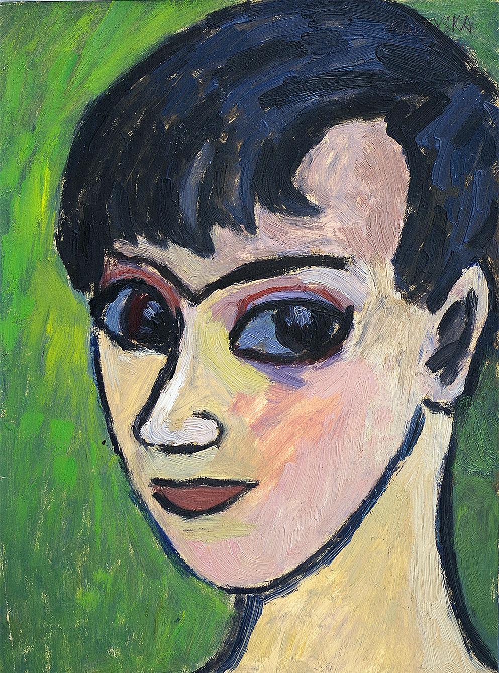 PORTRET, 1962 r.