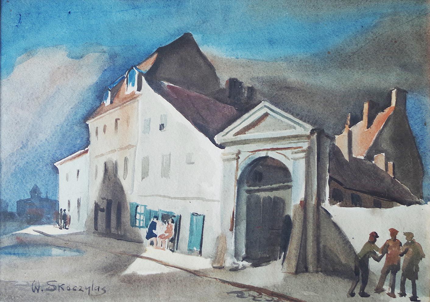 MOTYW Z SANDOMIERZA, ok. 1930 r.
