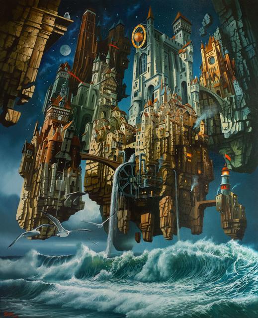 Miasto nad morzem, 2021