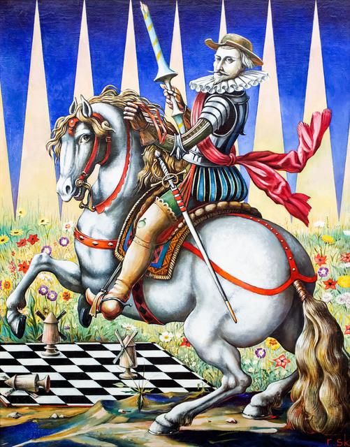 Don Q i szachy