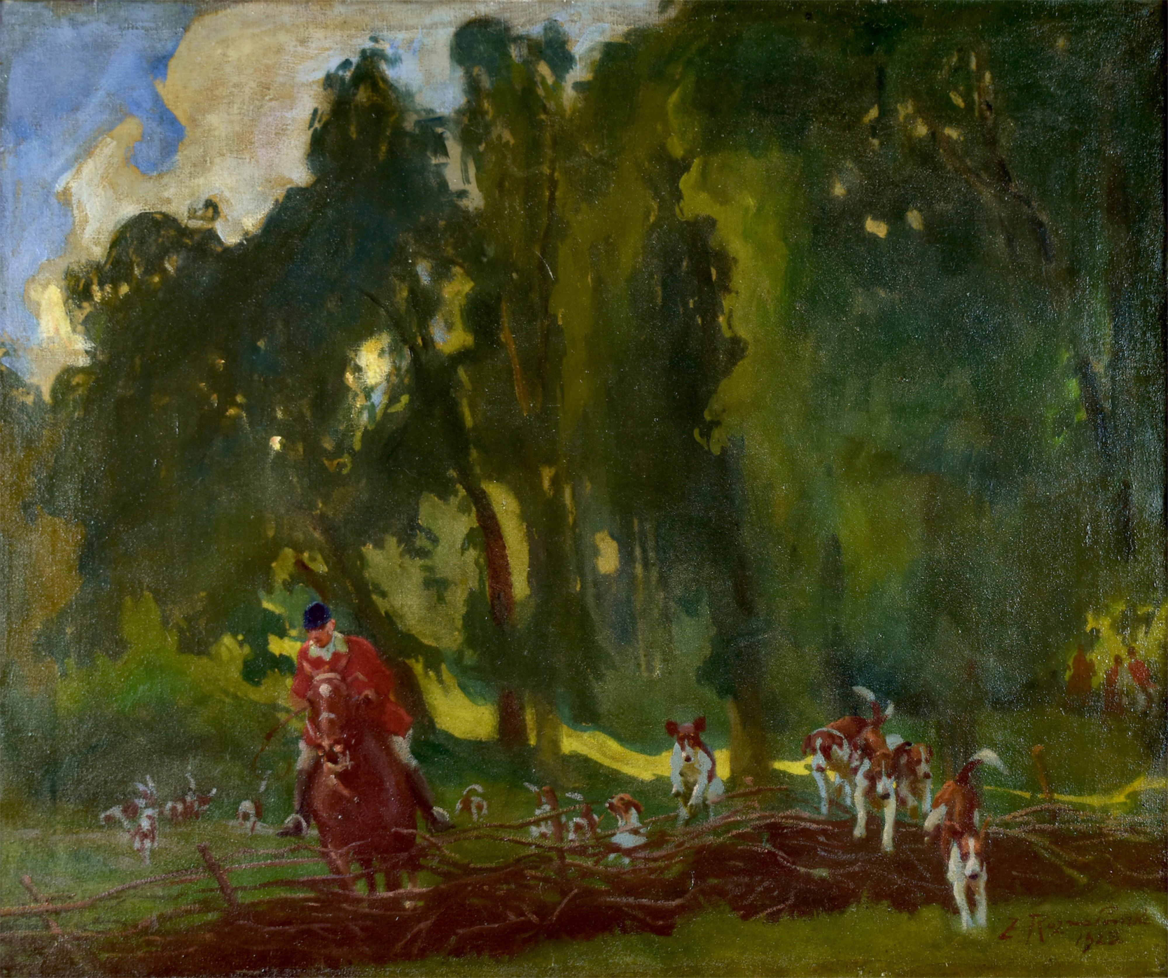 Polowanie, 1923