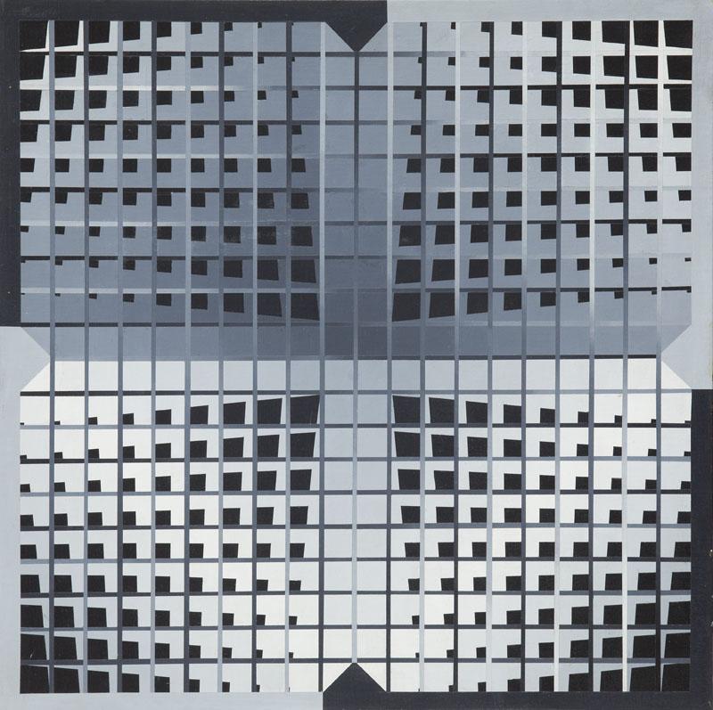 """""""Sheeler's Facade"""", 1964"""