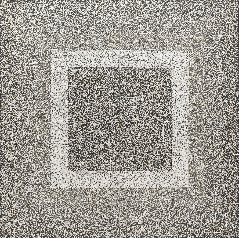 """""""Duży czarny kwadrat"""", 2012"""