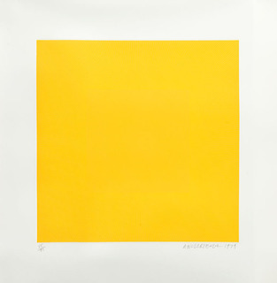 """""""Summer Suite"""" (""""Yellow with Yellow""""), 1979"""