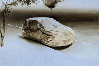 Samochód, 2021