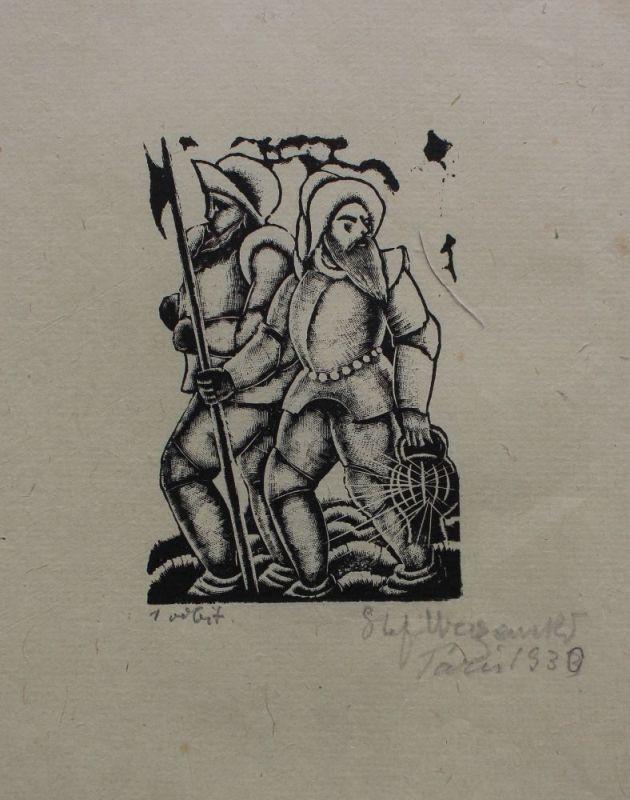 Halabardnicy (1930)