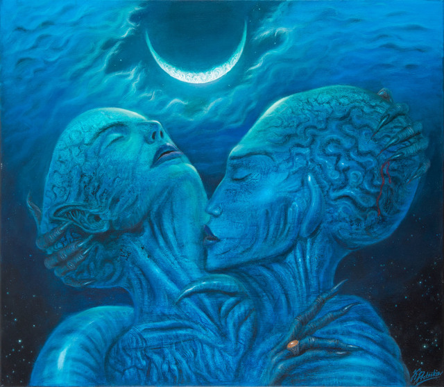 Kiss under the moon, 2021