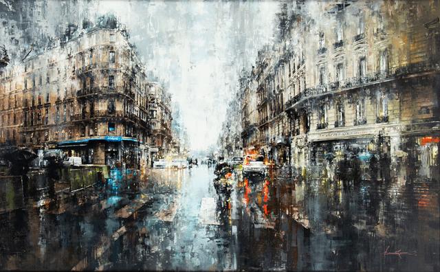 Séquence de piano. Paris, 2021