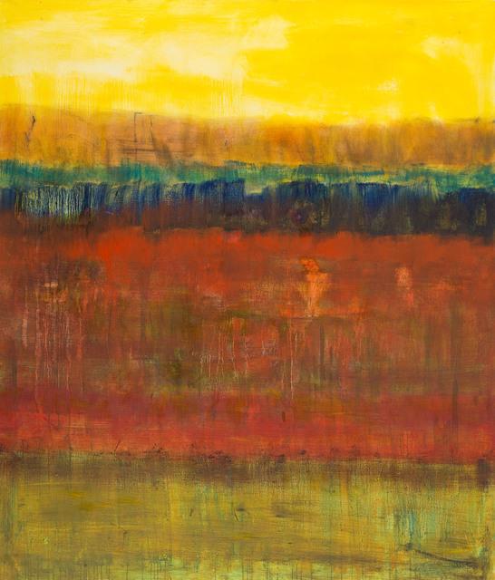 Afternoon Landscape, 2020