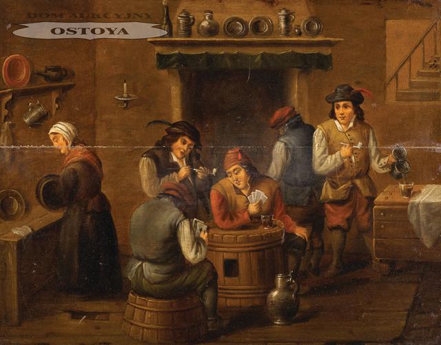 Naśladowca Davida Teniersa