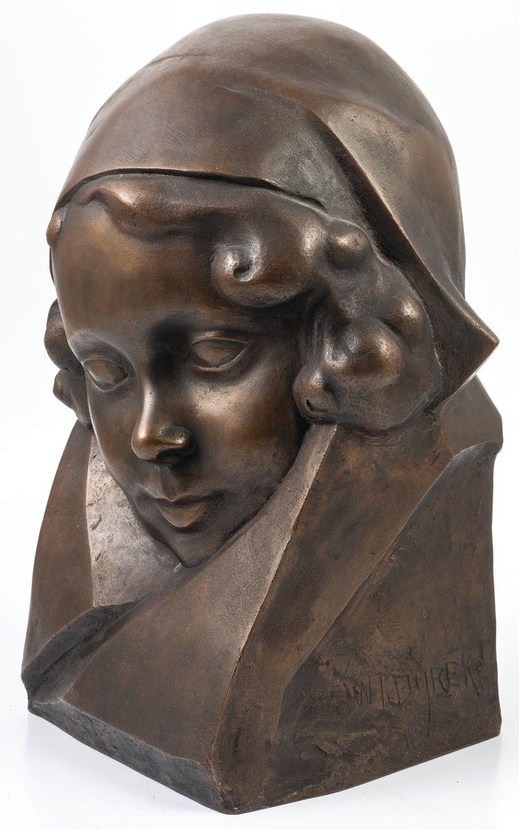 PORTRET MARII CHMURKOWSKIEJ, ok. 1925