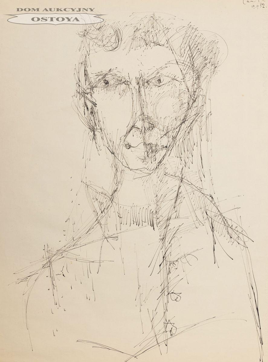 PORTRET, 1952
