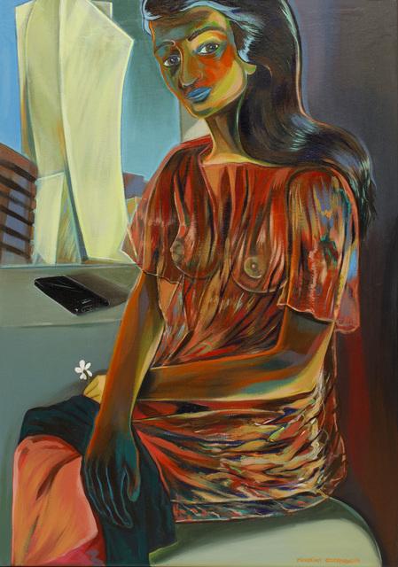 Portrait of a Woman, 2021